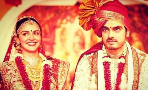 ईशा देओल की शादी के 8 साल पूरे, मनाया जश्न
