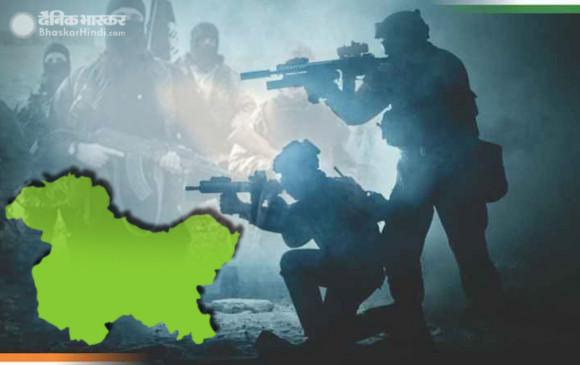 पुलवामा: सुरक्षाबलों ने IED एक्सपर्ट समेत जैश के तीन आतंकियों को किया ढेर, मोबाइल इंटरनेट सेवा बंद