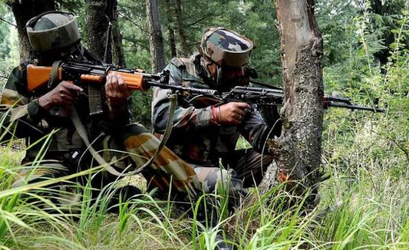 जम्मू-कश्मीर: शोपियां में सुरक्षाबलों को बड़ी कामयाबी, मुठभेड़ में पांच आतंकियों को किया ढेर