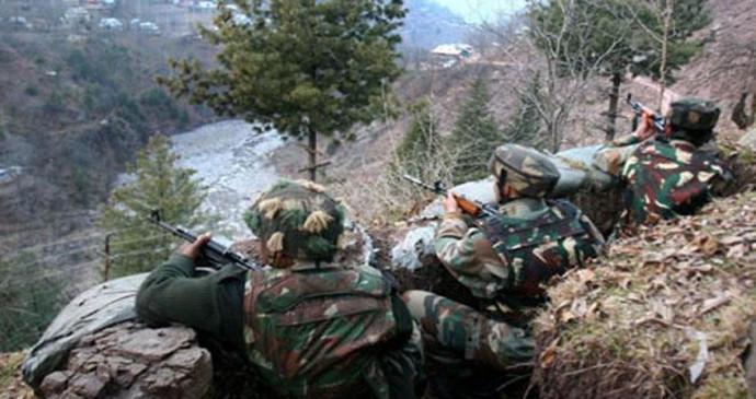 J-K: पाकिस्तान ने पुंछ और राजौरी में किया सीजफायर उल्लंघन, एक जवान शहीद