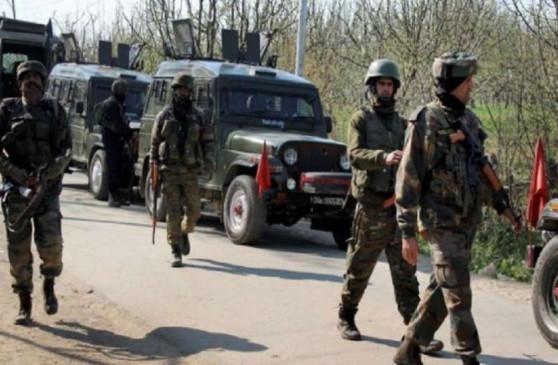 J&K: सोपोर में सुरक्षाबलों का ऑपरेशन, लश्कर आतंकियों के चार मददगार गिरफ्तार