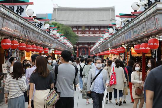 कोविड-19 के बढ़ते मामलों के बावजूद जापान में नहीं लगेगा स्टेट इमरजेंसी