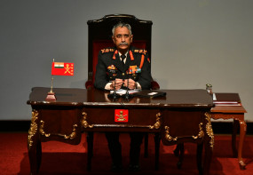 कश्मीरी लोग उग्रवाद, आतंकवाद से तंग आ चुके हैं : सेना प्रमुख