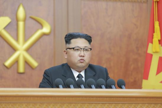 उत्तर कोरिया: किम-जोंग उन ने बुलाई पोलित ब्यूरो की बैठक, बाहरी मामलों पर चर्चा नहीं