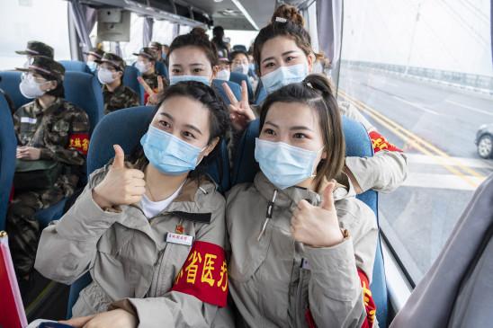 कोविड-19 : चीन में 9 नए मरीजों को अस्पताल से छुट्टी