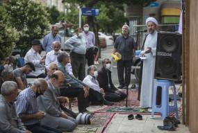 ईरान समेत मध्य-पूर्व में कोविड-19 फिर से उभरा