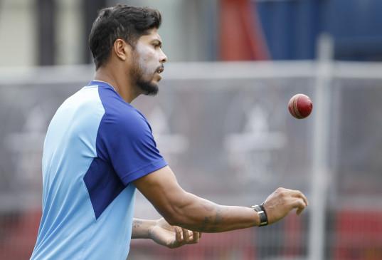 दलीप ट्रॉफी में लक्ष्मण, द्रविड़ को गेंदबाजी करने से डर गया था : उमेश
