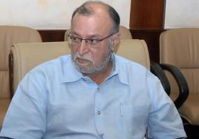 एलजी ने दिल्ली में कोविड की स्थिति पर दोपहर 3 बजे सर्वदलीय बैठक बुलाई