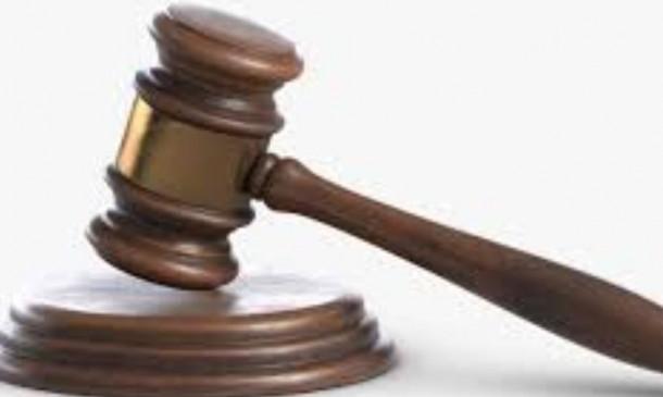 जिला न्यायालय में 27 जून तक लागू रहेगा लॉकडाउन