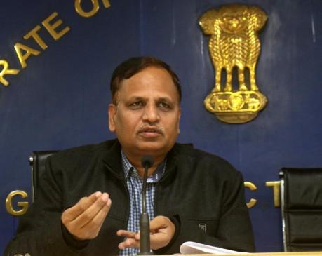 दिल्ली में नहीं बढ़ेगा लॉकडाउन: स्वास्थ्य मंत्री सत्येंद्र जैन