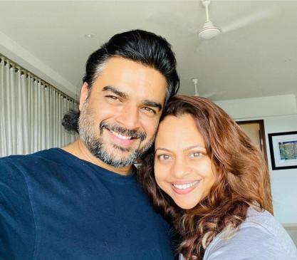 माधवन की शादी के 21 साल पूरे, पत्नी के लिए लिखा पोस्ट