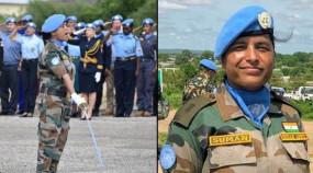 यूएन अवार्ड जीतकर मेजर सुमन ने रचा इतिहास, बनी ये अवॉर्ड पाने वाली पहली भारतीय