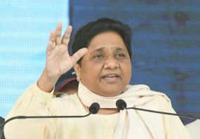 दलित उत्पीड़न: योगी सरकार की सख्त कार्रवाई पर बोलीं मायावती- मुख्यमंत्री देर आये पर दुरुस्त आए