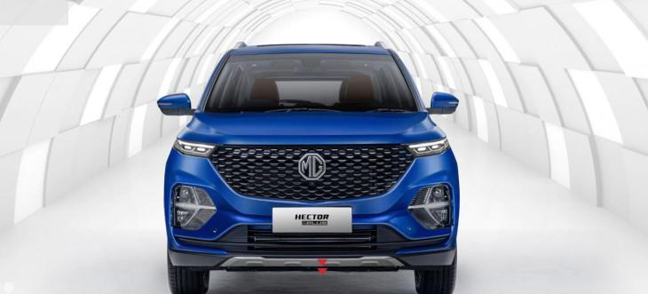 SUV: MG Hector Plus वेबसाइट पर हुई लिस्ट, जल्द हो सकती है लॉन्च