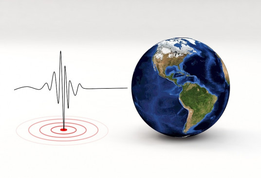 मिजोरम, अन्य पूर्वोत्तर राज्यों में भूकंप के हल्के झटके