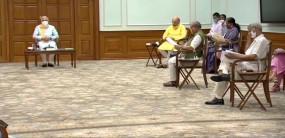 Modi Cabinet Meeting: आज PM आवास पर होगी केंद्रीय कैबिनेट की बैठक, एक हफ्ते में दूसरी मीटिंग