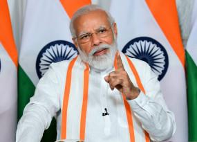 मोदी ने ग्रामीण रोजगार योजना के लॉन्च में बिहार रेजिमेंट की वीरता का जिक्र किया