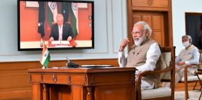मोदी का इंडिया इंक से आग्रह, कोरोना संकट को अवसर में बदलें
