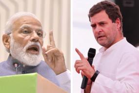 राहुल गांधी की तुलना में 3 राज्यों को छोड़कर मोदी की लोकप्रियता रेटिंग कहीं अधिक
