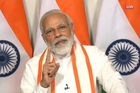 मोदी की चीन को चेतावनी : भारत माकूल जवाब देने में सक्षम