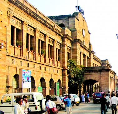 नागपुर स्टेशन शीघ्र होगा हाईटेक , 32 कंपनियों का चयन