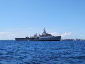 मालदीव में फंसे 700 भारतीयों को नौसेना तूतीकोरिन लेकर आई