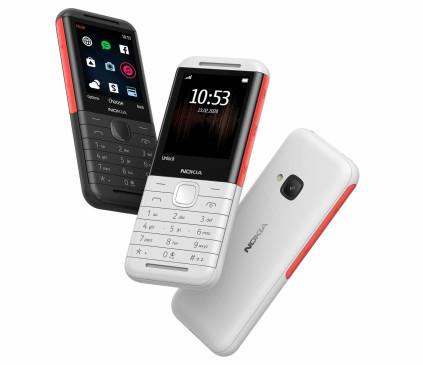 नोकिया ने नोस्टाल्जिक 5310 म्यूजिक फोन नए अवतार में लॉन्च किया