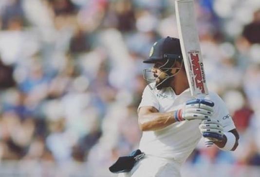 क्रिकेट: कोहली ने कहा, टेस्ट मैच खेलने जैसा कुछ नहीं