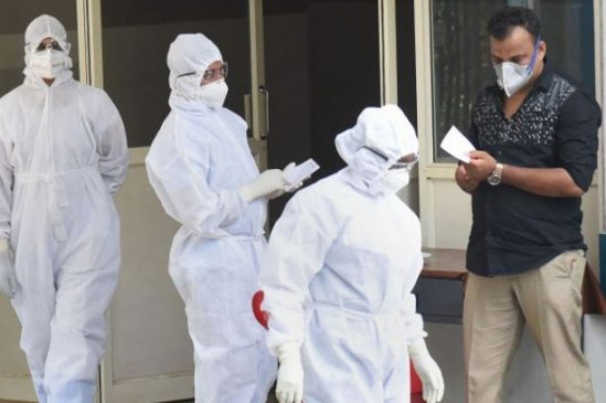 Coronavirus in MP: राज्य में कोरोना मरीजों की संख्या अब 8420, अब तक 364 मौतें
