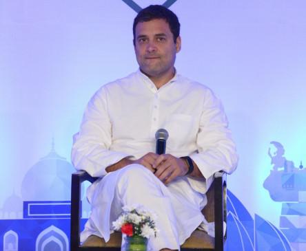राष्ट्रीय सुरक्षा पर केवल 39 प्रतिशत भारतीयों का राहुल गांधी पर भरोसा