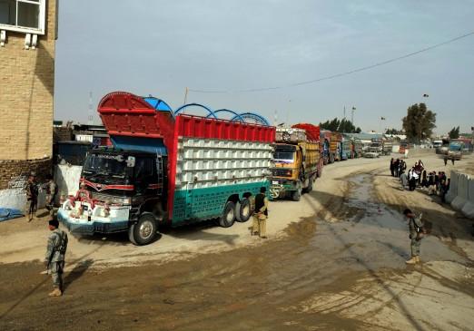 पाकिस्तान, अफगानिस्तान के बीच 22 जून से प्रमुख व्यापारिक मार्ग खोलने पर सहमति
