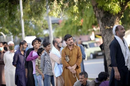 कोरोनावायरस के लिए पाकिस्तान तीसरा सबसे जोखिम वाला देश