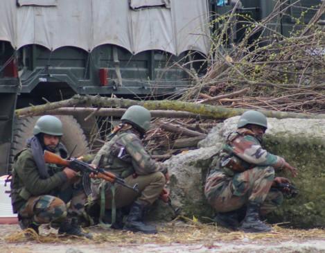 जम्मू-कश्मीर के कुपवाड़ा में पाकिस्तान ने किया संघर्ष विराम का उल्लंघन