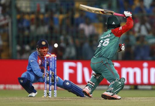 यादें: पांड्या ने बताई धोनी की टी-20 विश्व कप 2016 में बांग्लादेश के खिलाफ मैच की रणनीति