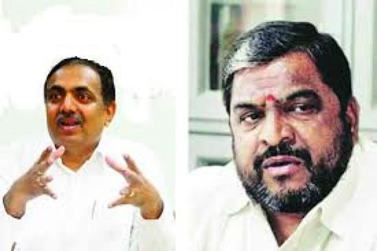 राजू शेट्टी को विधान परिषद में भेजना चाहते हैं पवार, जयंत पाटील ने की मुलाकात