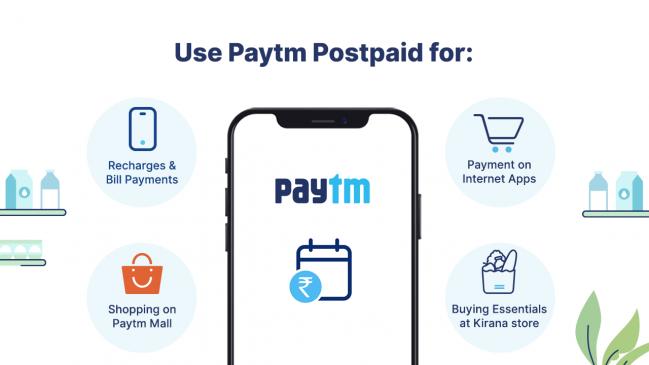 Paytm Postpaid ने लांच की नई सर्विस, करें 1 लाख़ तक की ख़रीदारी और अगले महीने दें पैसे
