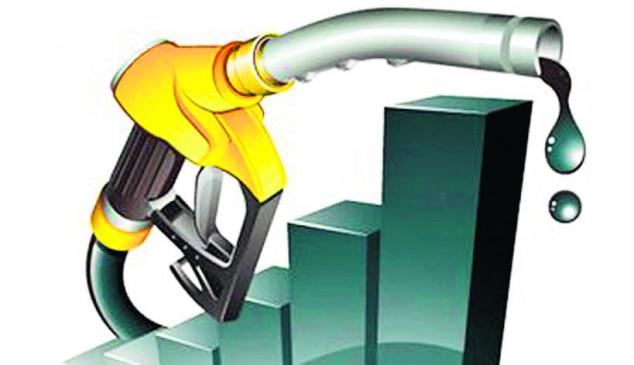 नागपुर में 10 दिन में पेट्रोल के रेट ~5.24 और डीजल के ~5.53 प्रति लीटर बढ़े