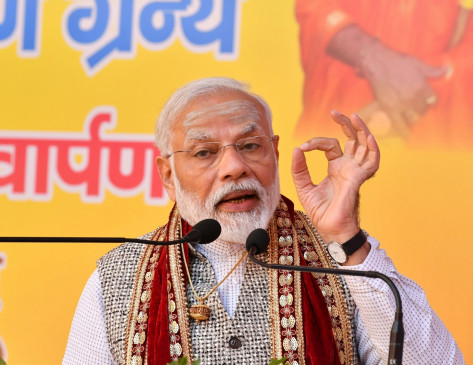 कोविड-19 संकट के बीच प्रधानमंत्री की रेटिंग यूपीए मुख्यमंत्रियों से भी ज्यादा, जबकि राहुल गांधी की निगेटिव