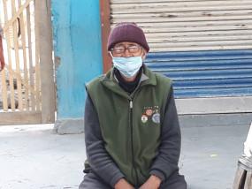 लद्दाख में पोर्टर ने कहा, देश के लिए खुद को बलिदान करने को तैयार (लेह से विशेष ग्राउंड रिपोर्ट)