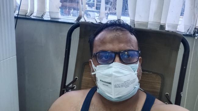 नागपुर में पॉजिटिव आए मरीज ने दिया प्लाज्मा, 2 माह पहले हो चुके हैं स्वस्थ