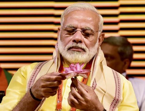 अयोध्या में राम मंदिर निर्माण से पहले भूमि पूजन की तैयारी पूरी, प्रधानमंत्री का है इतंजार
