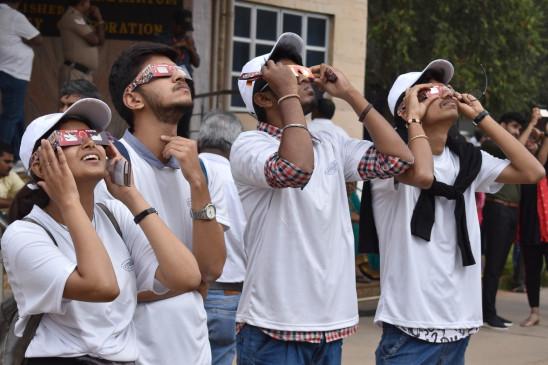 हिमाचल में 21 जून के सूर्यग्रहण लोगों को दिखाने की तैयारी