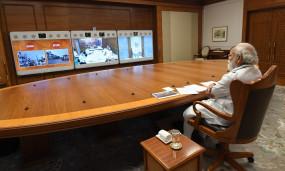 काशी के हालात से रूबरू हुए प्रधानमंत्री, घंटों चली गहन समीक्षा