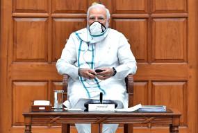 प्रधानमंत्री मोदी ने अर्थव्यवस्था को खोले रखने के संकेत दिए