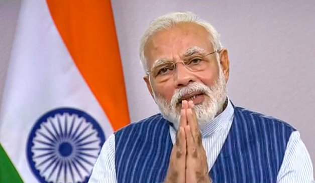 जन्म शताब्दी समारोह: PM मोदी ने श्वेतांबर जैन संत आचार्य महाप्रज्ञ जी को किया याद
