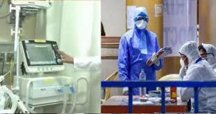 निजी कंपनी ने दिए 10 करोड़ के मेडिकल उपकरण, वेटिंलेटर-टेस्टिंग-पीपीई किट कराए उपलब्ध
