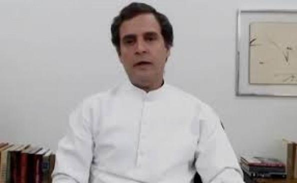 राहुल गांधी नहीं मनाएंगे अपना जन्मदिन, जानिए - कांग्रेस का लक्ष्य