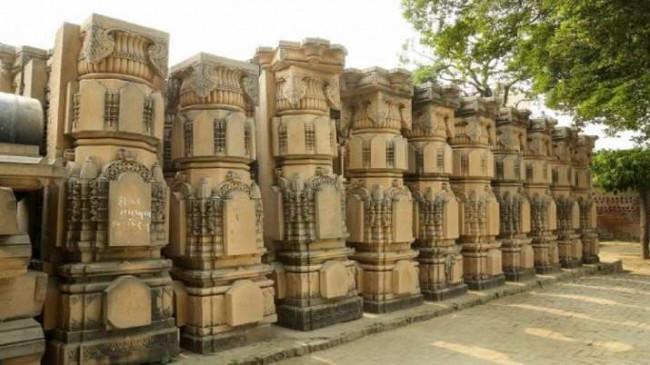 उप्र/अयोध्या: 10 जून से भगवान शिव के रुद्राभिषेक के साथ शुरू होगा राम मंदिर का निर्माण कार्य