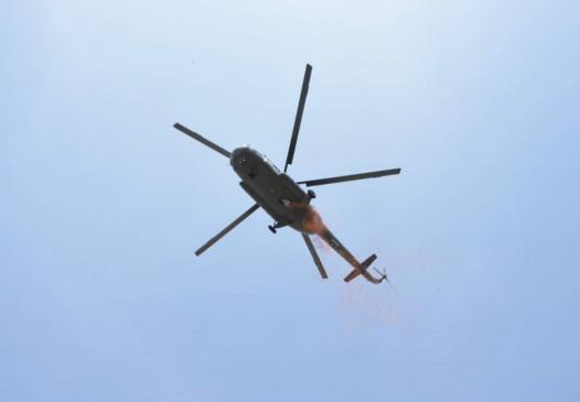 तमिलनाडु में हेलीकॉप्टर दुर्घटना की खबरों का खंडन