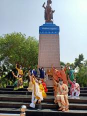लक्ष्मीबाई के बलिदान दिवस पर चीनी सामान के बहिष्कार का संकल्प
